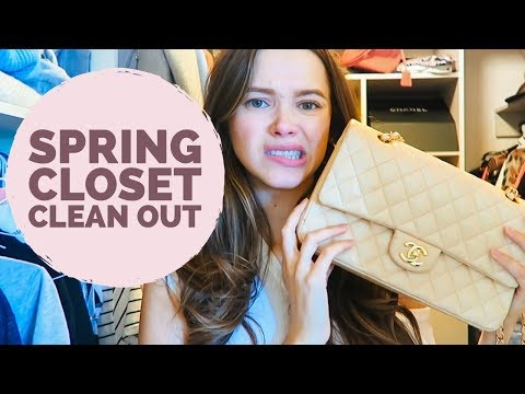 Closet Clean-Out | Fashion Regrets 2018