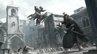 Assasins Creed Trailer rus дебютный трейлер на русском HD