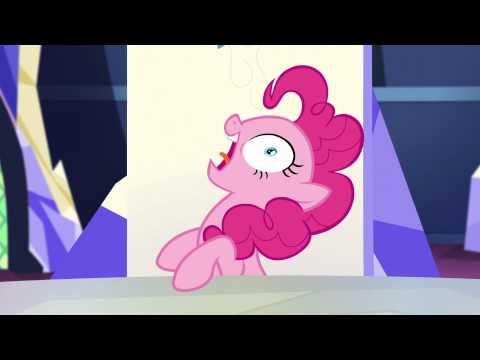 Pinkie Pie -manic laughter-
