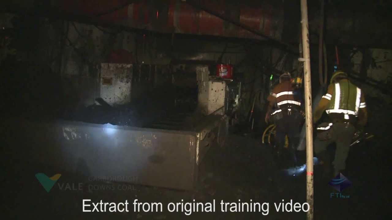 Underground Mine Ventilation  FTI Pty Ltd  YouTube