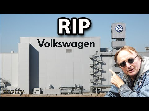 A Sad Day for VW, They Just Ended Car Production