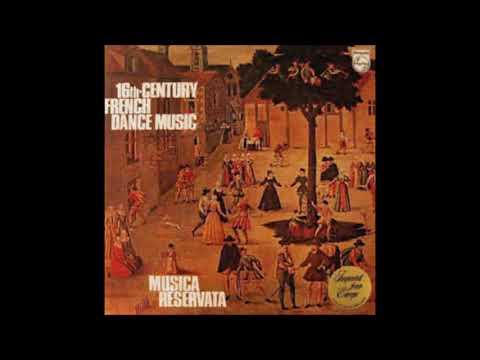 16th Century French Dance Music