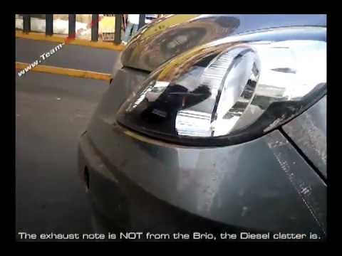 Brio Diesel SCOOP w/ engine sound : Team-BHP