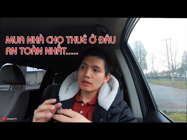 MUA NHÀ CHO THUÊ ở MỸ hay VIỆT NAM an toàn hơn | Bất Động Sản #2 | Quang Lê TV #197