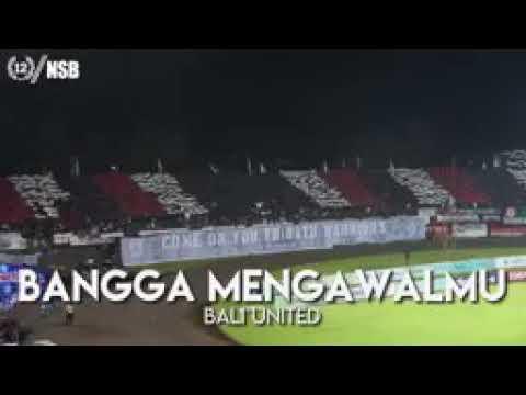Chants bali united (bangga mengawalmu hey pahlawan