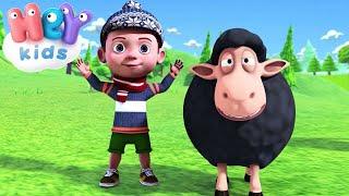Черная Овечка - Песенки Для Детей - Baa Baa Black Sheep in Russian