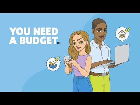 Tired of Stressing About Money? You Need A Budget