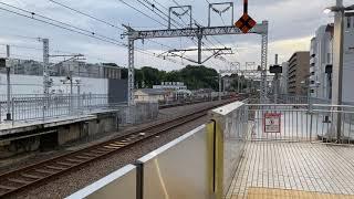 N700S J1編成新横浜到着