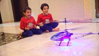 اكبر هيليكوبتر بالعالم !!
