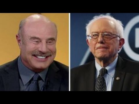 Dr. Phil: Inside the mind of a Bernie Sanders supporter