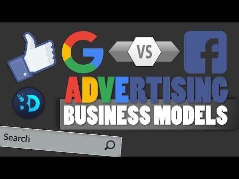 How Google And Facebook Make Money With Ads