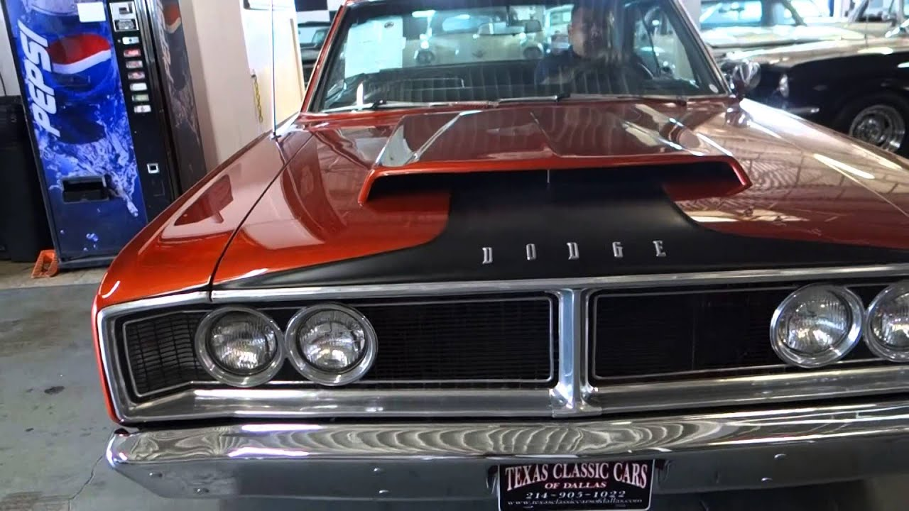 Cars 30k >> 1967 Dodge Coronet Custom - YouTube