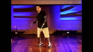 Enxergar os limites é diferente de aceitá-los: Pedro Pimenta at TEDxUFPR