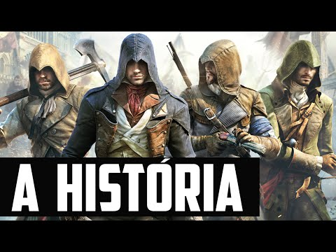 Sessão Spoiler - A História de Assassin's Creed: Unity