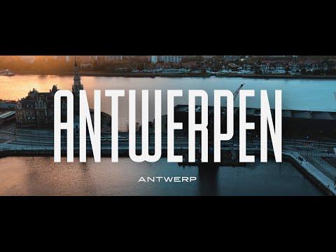 Weekend in Antwerp, BELGIUM 4k Cinematic - Shot on iPhone