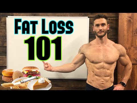 Basics of Fat Loss | Simple Science that You can Use