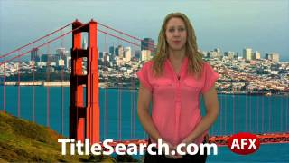 Property title records in Butte County California | AFX