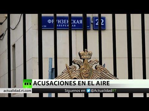 Rusia desmiente las informaciones sobre un ataque de su aviación a un mercado en Siria