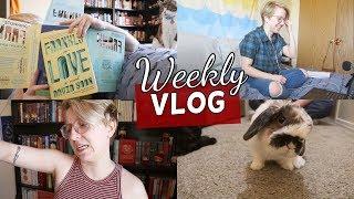 #25inFive Readathon   Weekly Vlog   April 23-29th