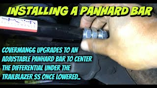 Whats a Panhard Bar? Do i Need An Adjustable One?