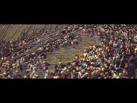 Battle of Asculum (279 BC) Rome Vs Greece /Legions Vs Phalanx | Total War: Rome 2 epic cinematic |