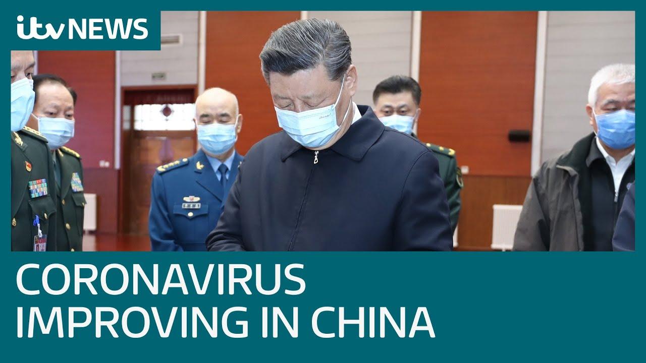 Turning point for China in battle against coronavirus | ITV News