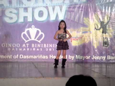 ALL BY MYSELF BY: Shane Abigail J. Angao @ Dasma N...