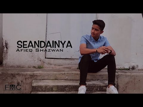 Afieq Shazwan - Seandainya ( Official Lyric Video )