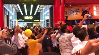 Bhangra Dance in Dubai Diwali 2017 at Ibn Battuta Mall