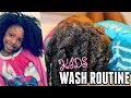 NATURAL HAIR WASH DAY ROUTINE FOR KIDS! + Detangling Tips