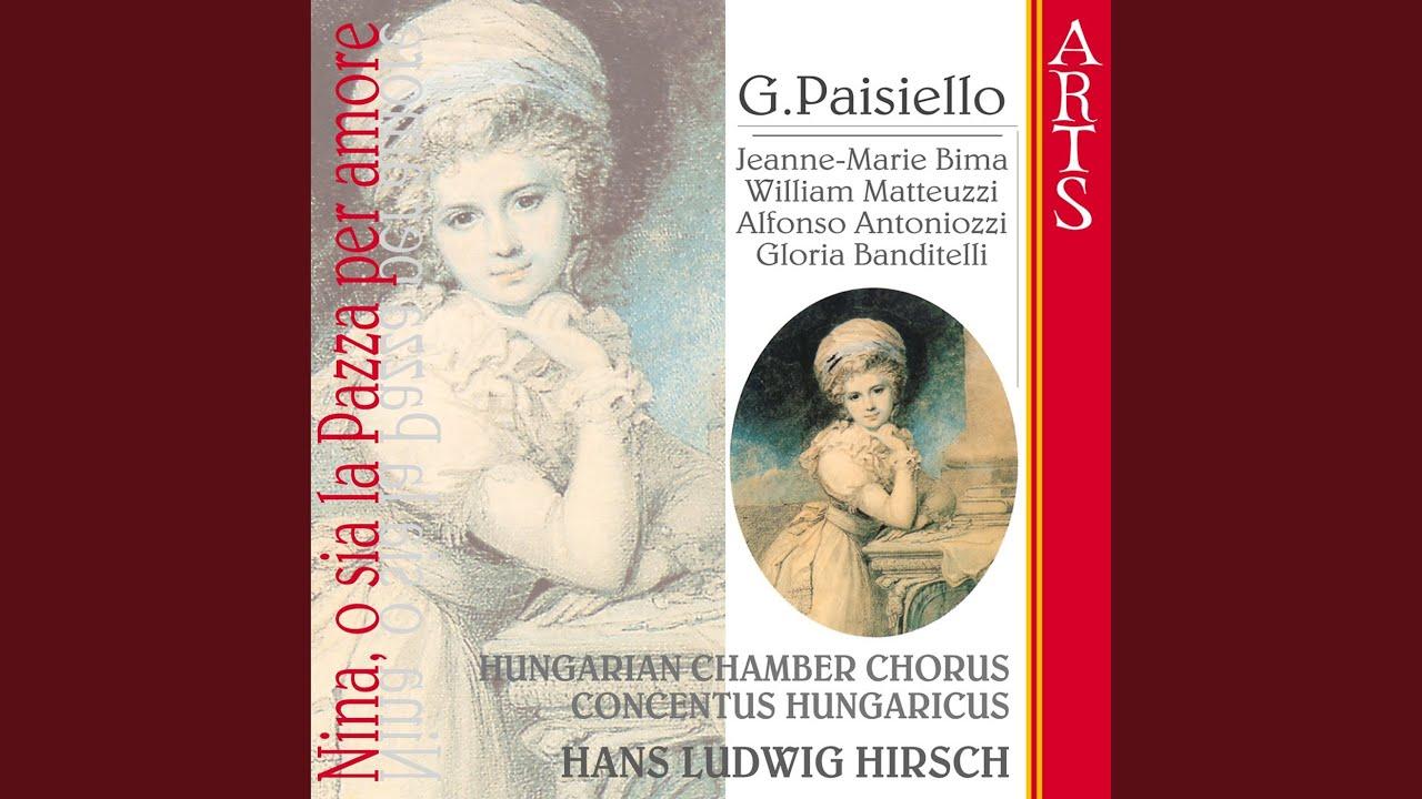Atto Secondo: Scena 7 - No. 15 Duetto (Paisiello) - YouTube