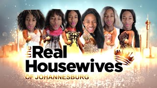 Real Housewives of Johannesburg - Crystall buys a house with cockroaches ( Parody)