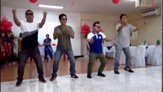 Macho Hawaiian Dance by CMC