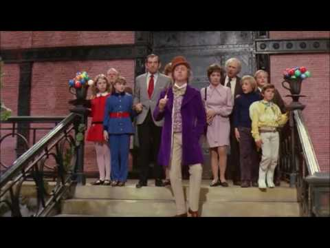 Willy Wonka & The Chocolate Factory 1971 Music
