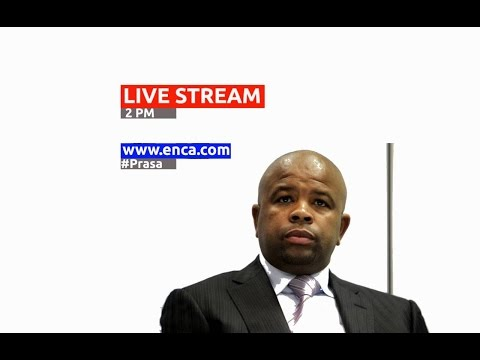 LIVE: Ex-Prasa CEO Lucky Montana on his axing