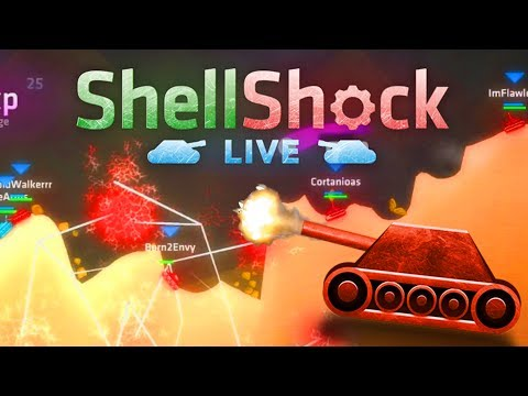 INSANE WIND MATCHES! Shellshock Live With The Crew!