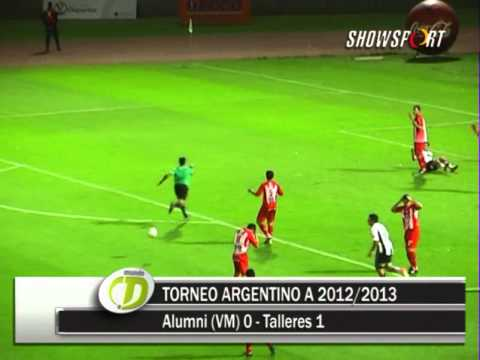 Alumni Villa María 0 - Talleres 1