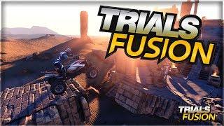 TRIALS FUSION - POSSIBLE STAIRS?
