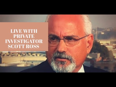 Nicole's View Livestream: Interview With Private Investigator Scott Ross