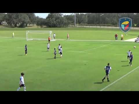 The Institute FC Vs GPS U13- Alliance Cup