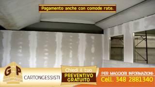 CONTROSOFFITTI IN CARTONGESSO - CAPPOTTO TERMICO PER INTERNO ED ESTERNO - IMOLA BOLOGNA FAENZA LUGO