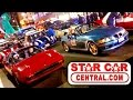 Star Cars Hollywood Christmas Parade 2015 (All 42 Cars! w/DeLorean, Batmobile, 007, KITT, and MORE)