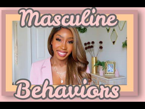 Masculine Behaviors To STOP NOW!     FEMININE REHAB    Session 3