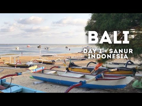 Things to Do in Sanur, Bali, Indonesia |  BEST PLACES TO TRAVEL IN BALI, INDONESIA