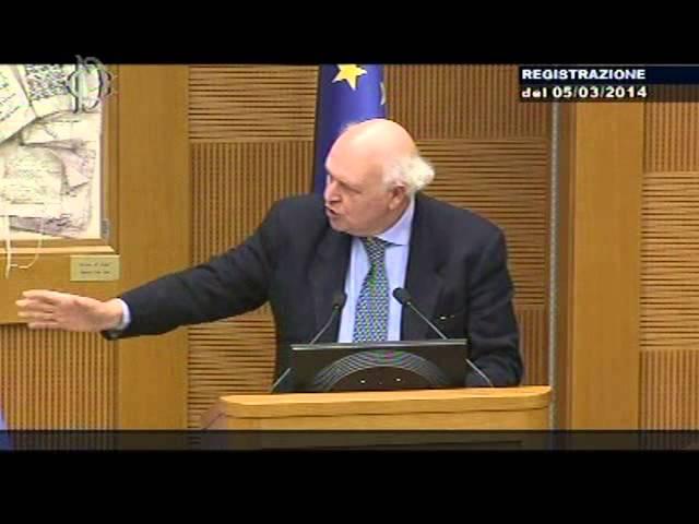 Costituzione e legge elettorale - On. Eufemi