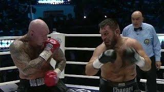 Боксер Руслан Чагаев проиграл бой Лукасу Брауну.