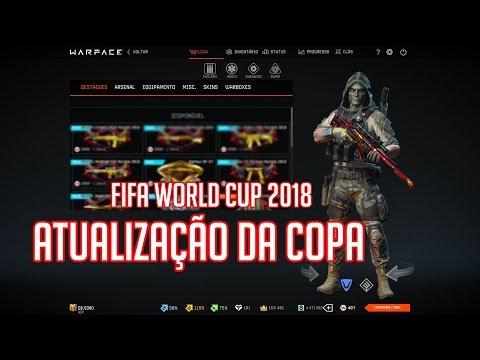 WARFACE - ATUALIZAÇÃO DE QUINTA - FIFA WORLD CUP 2018 thumbnail