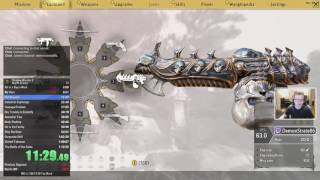 Shadow Warrior 2 Speedrun Any% (Easy) 1:00:00 IGT WR