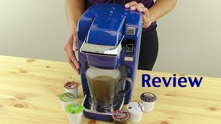 Keurig K10 MINI Plus Brewing System Review