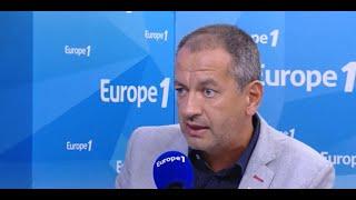 """Pascal Pavageau (FO) sur le gouvernement : """"Aujourd'hui, c'est le fric d'abord"""""""